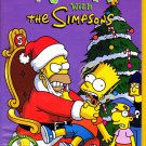 Christmas with the Simpsons DVD - COMPLETE (combine shipping)