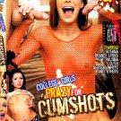 College Girls Crazy for Cum Shots DVD - COMPLETE   (Combine Shipping)