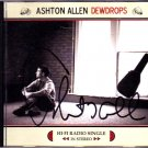 Ashton Allen - Dewdrops [Single] CD - COMPLETE  (combine shipping)