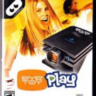 Eye Toy Play - Playstation 2 Video Game - COMPLETE   (combine shipping)