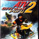 ATV Offroad Fury 2 - Playstation 2 Video Game - COMPLETE   (combine shipping)