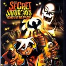 Secret Saturdays Beasts - Playstation 2 video game (red label) - COMPLETE   (combine shipping)