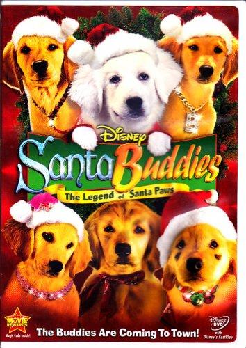 Santa Buddies (disney) DVD - COMPLETE (combine shipping)