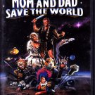 Mom and Dad Save the World (DVD, 2005) - COMPLETE  (combine shipping)