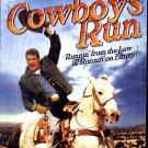 Cowboys Run (DVD, 2005) - COMPLETE  (combine shipping)
