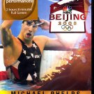 Michael Phelps - The Inside Story (DVD, 2008) - Brand New (combine shipping)