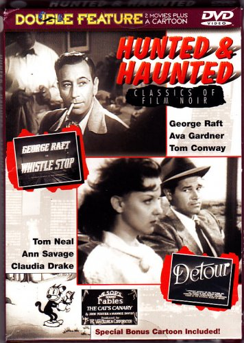Hunted & Haunted Triple Feature DVD - Complete   (combine shipping)