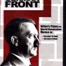 WAR ON THE GERMAN FRONT (DVD, 2009) - COMPLETE  (combine shipping)