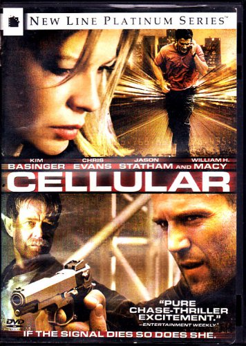 Cellular (DVD, 2005, Platinum Series) - COMPLETE   (combine shipping)