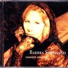 Barbra Streisand - Higher Ground (CD, Nov-1997) - COMPLETE (combine shipping)