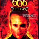 666 - The Beast (DVD, 2007) - COMPLETE (combine shipping)