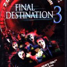 Final Destination 3 (DVD, 2006, 2-Disc Set) DVD - COMPLETE (combine shipping)