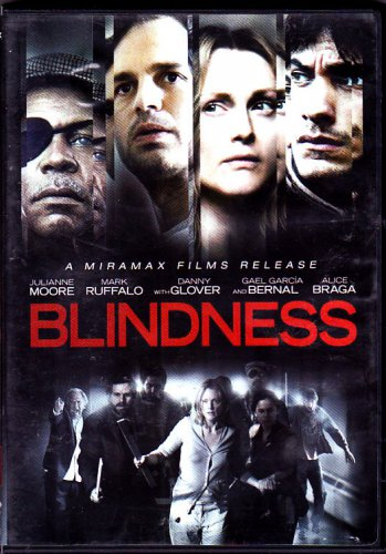 Blindness (DVD, 2009) - COMPLETE   (combine shipping)