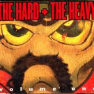 The Hard + the Heavy Vol.1 (2 disc set) CD - COMPLETE   (combine shipping)