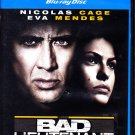 Bad Lieutenant - Port of Call New Orleans (Blu-ray Disc, 2010) - COMPLETE   (combine shipping)