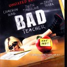 Bad Teacher DVD, 2011, Unrated - COMPLETE * combined shipping
