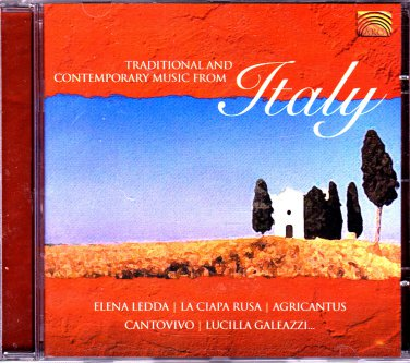 Contemporary Music From Italy CD - COMPLETE * combined shipping