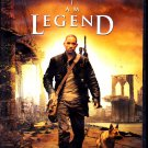 I Am Legend DVD, 2008, Widescreen - COMPLETE * combined shipping