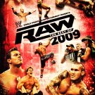 WWE - Raw - The Best of 2009 DVD, 2010, 3-Disc Set - COMPLETE