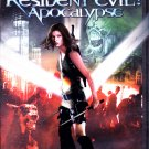 Resident Evil - Apocalypse DVD, 2004, 2-Disc Set - COMPLETE * combined shipping