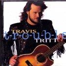 Travis Tritt - T-r-o-u-b-l-e CD, 1992 - COMPLETE * combined shipping