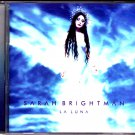 Sarah Brightman - La Luna CD, 2000 - COMPLETE * combined shipping