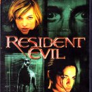 Resident Evil DVD, 2004, Deluxe Edition - COMPLETE * combined shipping