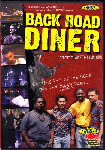 Back Road Diner DVD, 2003 - COMPLETE * combined shipping