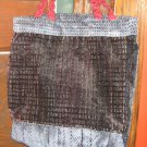 Handmade Hobo Bag Purse Hobo Bag Handle  #035