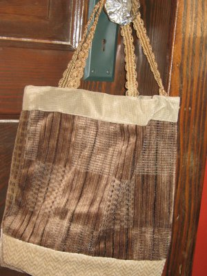 Handmade Hobo Bag Purse Hobo Bag Handle   #037