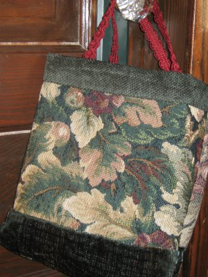 Handmade Hobo Bag Purse Hobo Bag Handle  #041