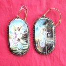 Bradford Editions Someone To Watch Over Me Perpetual Love Helping Hand Set Of 2 Ornaments
