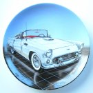 56 T Bird Dream Machines Delphi 1988 porcelain plate