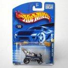 Hot Wheels Radio Flyer Collector No 172 Diecast 2001