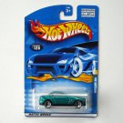 Mercedes SLK Hot Wheels Collector No 120 Diecast 2000