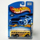 Surfin' School Bus Hot Wheels 014 First Editions Diecast 2001