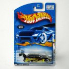 Ford Focus Hot Wheels 037 First Editions Diecast 2001