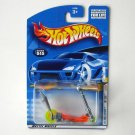 Hot Wheels Mo' Scoot 045 First Editions Diecast 2001
