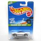 Hot Wheels Buick Wildcat Treasure Hunt Series Collector No 586 Diecast 1997