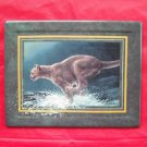 The Chase Vanishing Treasures by John Seerey Lester wall plate