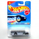 School Bus Silver Series Collector No 328 Hot Wheels Diecast 1994