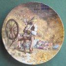 Grimms Fairy Tales Konigszelt Bavaria Rumpelstilzchen Plate 1981