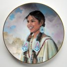 Radiant Beauty Daughters Of The Sun Karen Thayer Hamilton Collection Plate 1994