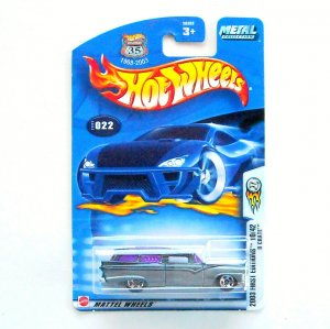 8 Crate 2003 First Editions No 022 Hot Wheels Diecast