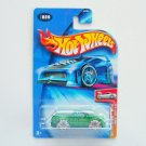 Tooned Chevy S10 2004 First Editions No 089 Hot Wheels Diecast