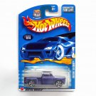 Custom 1969 Chevy 2003 No 124 Hot Wheels Diecast