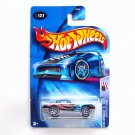 63 Corvette Stingray 2004 Star Spangled 2 Series No 127 Hot Wheels Diecast