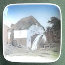 Farvers Mill Royal Copenhagen small square dish 1980