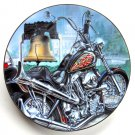 Sounds of Freedom Easyriders Marc Lacourciere Hamilton Collection Plate 1997
