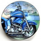 We The People Easyriders Marc Lacourciere Hamilton Collection Plate 1997